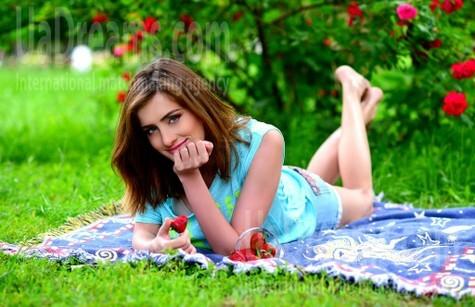Mary von Rovno 33 jahre - glückliche Frau. My wenig öffentliches foto.