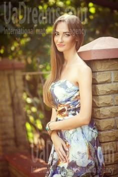 Nastya von Kiev 28 jahre - sonniges Lächeln. My wenig öffentliches foto.