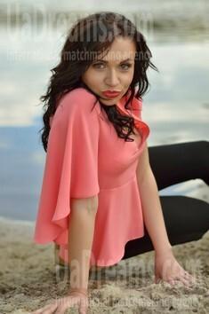 Yulya von Kremenchug 30 jahre - kluge Schönheit. My wenig öffentliches foto.