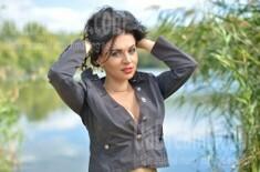 Yulya von Kremenchug 29 jahre - ukrainisches Mädchen. My wenig öffentliches foto.