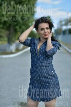 Yulya von Kremenchug 29 jahre - ukrainische Frau. My wenig öffentliches foto.