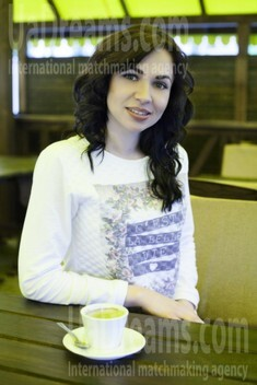 Yulya von Kremenchug 30 jahre - beeindruckendes Aussehen. My wenig öffentliches foto.