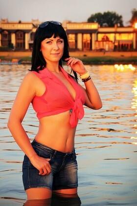 Anechka von Zaporozhye 31 jahre - Liebe suchen und finden. My wenig primäre foto.