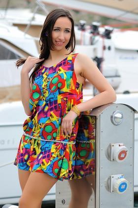 Dariya von Simferopol 19 jahre - heiße Lady. My wenig primäre foto.