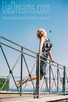 Olia von Cherkasy 49 jahre - auf einem Sommer-Ausflug. My wenig öffentliches foto.