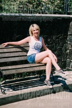 Olia von Cherkasy 49 jahre - wartet auf einen Mann. My wenig öffentliches foto.