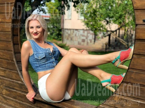 Alyona 32 jahre - single Frau. My wenig öffentliches foto.