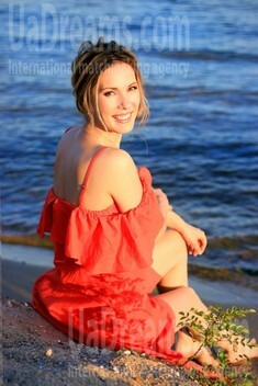 Alina von Zaporozhye 37 jahre - romantisches Mädchen. My wenig öffentliches foto.