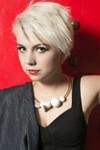 Rita von Donetsk 20 jahre - gute Frau. My wenig primäre foto.