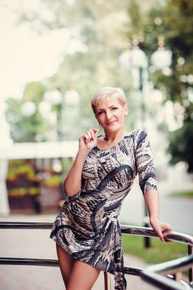 Oksana von Poltava 45 jahre - sucht nach Mann. My wenig primäre foto.