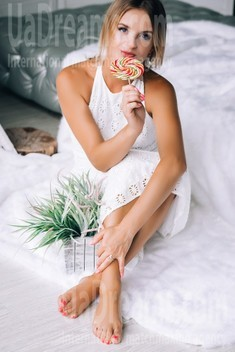 Olya von Lutsk 37 jahre - schöne Braut. My wenig öffentliches foto.