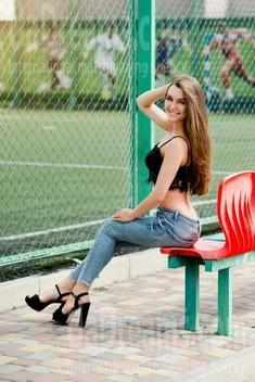 Inessa von Cherkasy 27 jahre - Frau für die Ehe. My wenig öffentliches foto.