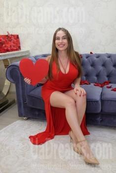 Elena von Odessa 29 jahre - Lieblingskleid. My wenig öffentliches foto.