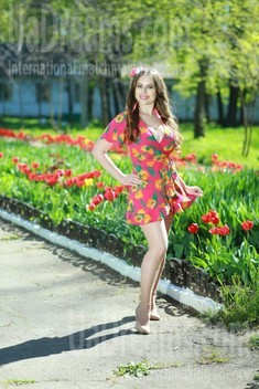 Elena von Odessa 30 jahre - liebevolle Augen. My wenig öffentliches foto.