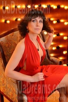 Nina von Kharkov 41 jahre - hübsche Frau. My wenig öffentliches foto.