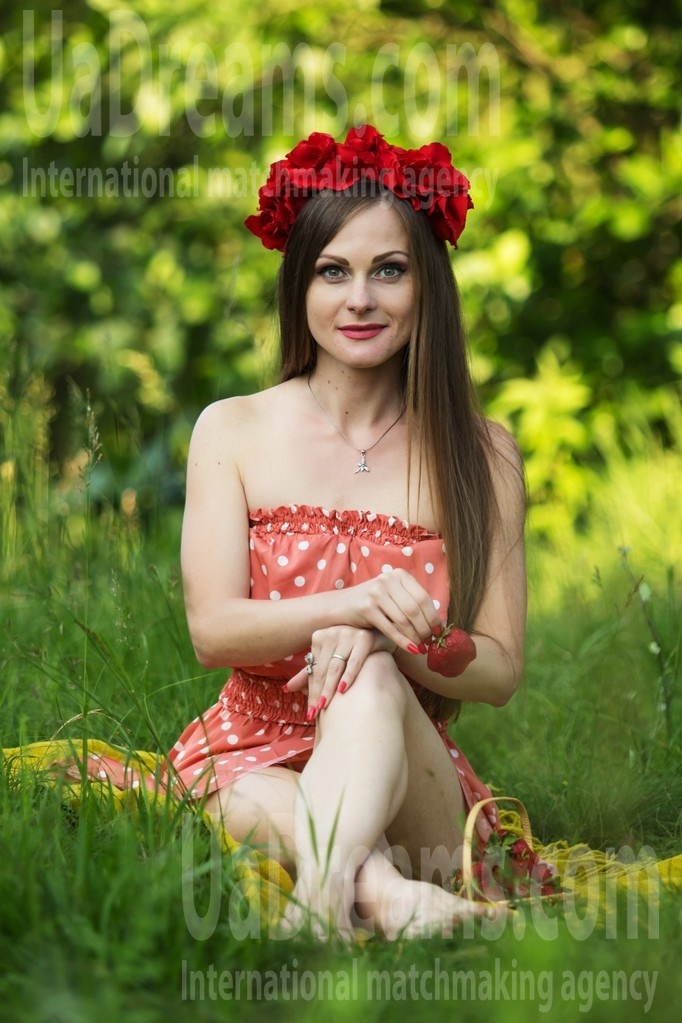 Nata from Kremenchug 32 years - desirable woman. My small public photo.