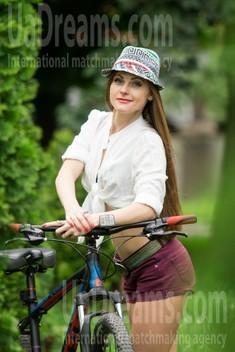 Nata von Kremenchug 33 jahre - hübsche Frau. My wenig öffentliches foto.