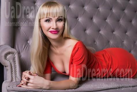 Tatyana von Sumy 39 jahre - schönes Lächeln. My wenig öffentliches foto.