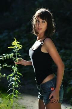 Elena von Rovno 27 jahre - kluge Schönheit. My wenig primäre foto.