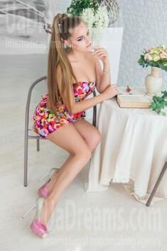 Nadezhda von Kharkov 22 jahre - glückliche Frau. My wenig öffentliches foto.