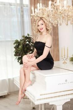 Maria von Kharkov 30 jahre - hübsche Frau. My wenig öffentliches foto.