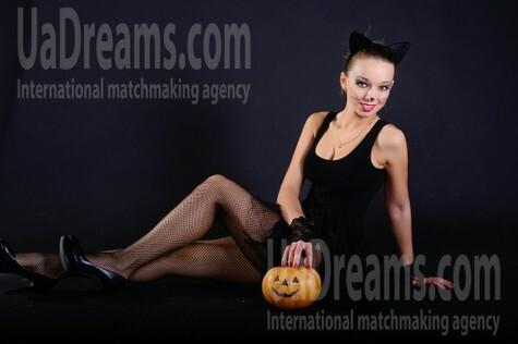 Viktoria von Rovno 22 jahre - sie lächelt dich an. My wenig öffentliches foto.