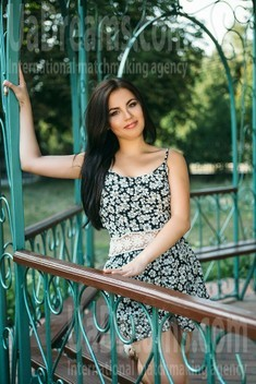 Lily von Sumy 23 jahre - single Frau. My wenig öffentliches foto.