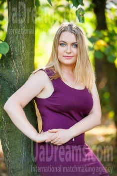 Oksana von Ivano-Frankovsk 28 jahre - single Frau. My wenig öffentliches foto.