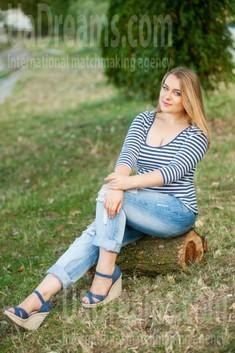 Oksana von Ivano-Frankovsk 28 jahre - eine Braut suchen. My wenig öffentliches foto.