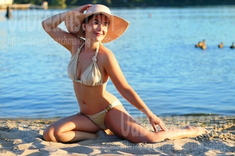 Mira von Zaporozhye 39 jahre - gute Frau. My wenig öffentliches foto.