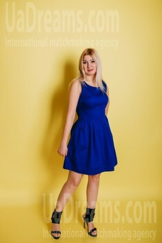 Alina from Cherkasy 39 years - look for a man. My small public photo.