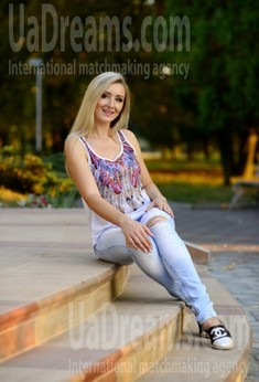 Anna von Rovno 32 jahre - ukrainische Frau. My wenig öffentliches foto.