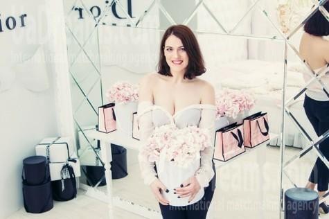 Anna von Kharkov 28 jahre - Lieblingskleid. My wenig öffentliches foto.