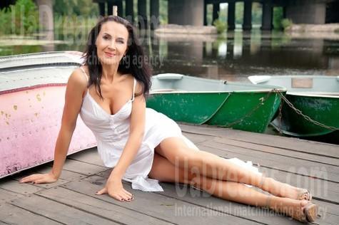 Elya von Sumy 40 jahre - begehrenswerte Frau. My wenig öffentliches foto.