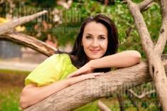 Elya von Sumy 40 jahre - auf einem Sommer-Ausflug. My wenig öffentliches foto.