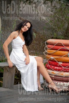 Elya von Sumy 42 jahre - single Frau. My wenig öffentliches foto.