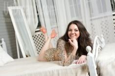 Elena von Dnipro 34 jahre - ukrainisches Mädchen. My wenig öffentliches foto.