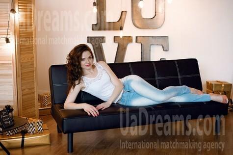 Elena von Dnipro 34 jahre - Liebe suchen und finden. My wenig öffentliches foto.