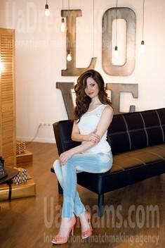 Elena von Dnipro 34 jahre - Frau kennenlernen. My wenig öffentliches foto.