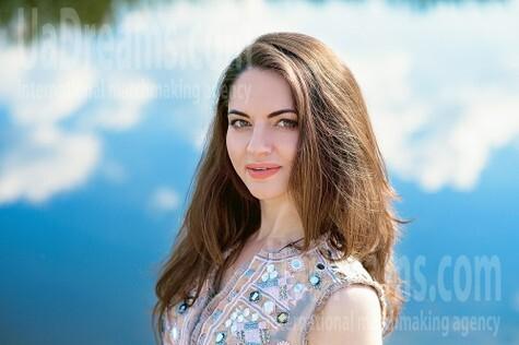 Elena von Dnipro 34 jahre - nette Braut. My wenig öffentliches foto.