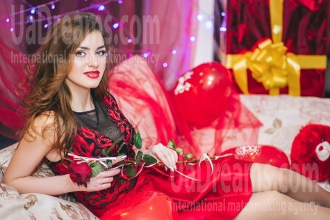 Yuliya von Lutsk 19 jahre - kluge Schönheit. My wenig öffentliches foto.