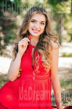 Yuliya von Lutsk 20 jahre - schönes Lächeln. My wenig öffentliches foto.