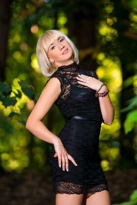 Natasha von Cherkasy 30 jahre - strahlendes Lächeln. My wenig primäre foto.