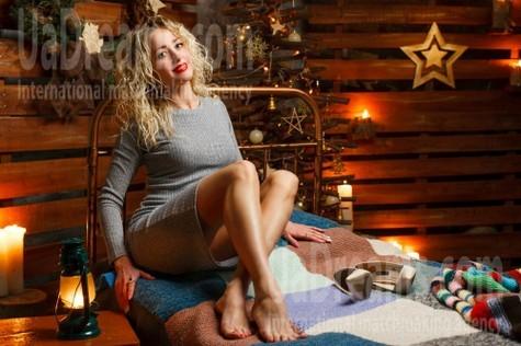 Karina von Kremenchug 31 jahre - schönes Lächeln. My wenig öffentliches foto.
