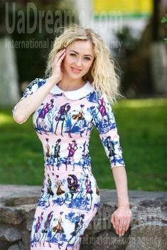 Karina von Kremenchug 32 jahre - ukrainisches Mädchen. My wenig öffentliches foto.