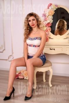 Natalka von Zaporozhye 30 jahre - herzenswarme Frau. My wenig öffentliches foto.
