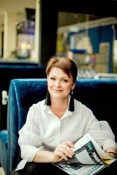Larisa von Poltava 46 jahre - schöne Frau. My wenig primäre foto.