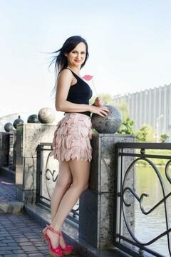 Tatiana from Kharkov 31 years - look for fiance. My small primary photo.