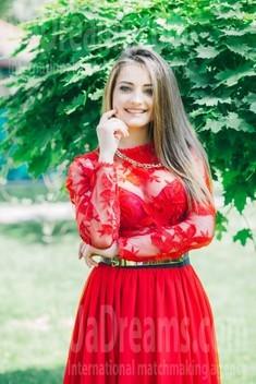Tanya von Lutsk 24 jahre - sonniges Lächeln. My wenig öffentliches foto.
