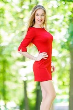 Maryana from Ivanofrankovsk 29 years - clever beauty. My small primary photo.